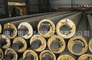 zhi埋shi保温管的组成结构