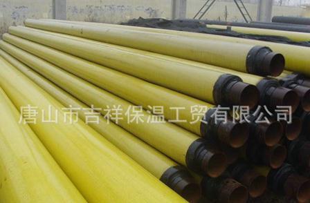 要想使用时jian更长,就用预制zhi埋蒸汽bao温管